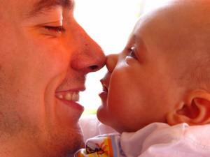 In den meisten Fällen ist Neugeborenenakne kein Grund zu großer Sorge © Uschi Hering / Fotolia