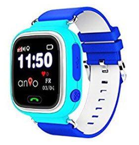 Anio Two WLAN Touch | Uhr mit GPS für Kinder (Amazon)