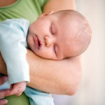 Einschlafprobleme bei Babys - was kann man tun? (© Kati Molin / Fotolia)