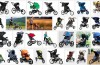 Jogger Kinderwagen - Screenshot Google Bildersuche am 29.07.2015