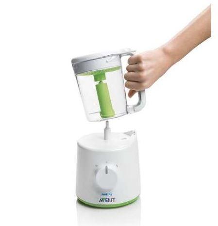 Philips Avent Dampfgarer und Mixer bei Amazon