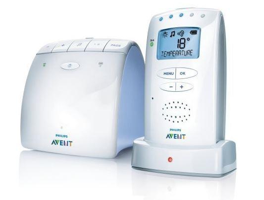 Philips SCD 525: Das Babyphone Phillips Avent SCD525/00 erweist sich bei Amazon als Longseller