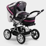 CHIC4BABY Kombi-Kinderwagen Viva bei Baby-Walz (Werbung)