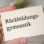 Rückbildungsgymnastik: Rückbildungskurse nach der Geburt machen sehr viel Sinn (© thingamajiggs / Fotolia)