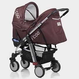 Icoo Kombi-Kinderwagen Primo