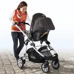 Babywalz Anzeige: Kiddy Maxi Pro Travelsystem kiddy Click n move inkl Autositz