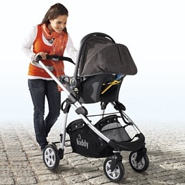 Kiddy Maxi Pro Travelsystem kiddy Click n move inkl Autositz