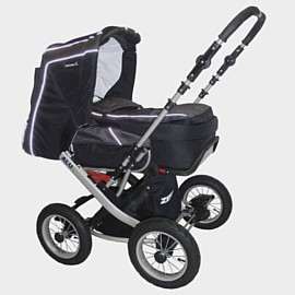 Zekiwa Kombi-Kinderwagen Meridian STYLE