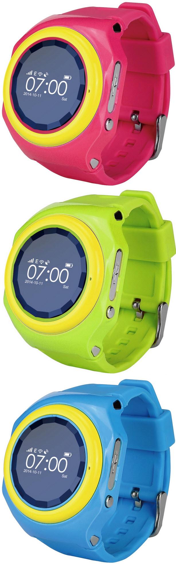 Belio GPS Kinderuhren zur Ortung von Sohn oder Tochter