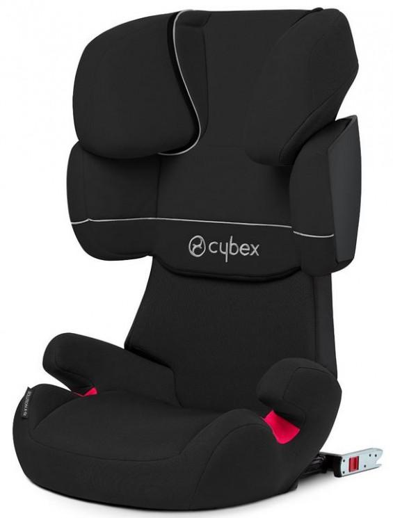 CYBEX SILVER Auto-Kindersitz Solution X-fix, Gruppe 2/3 (15-36 kg)