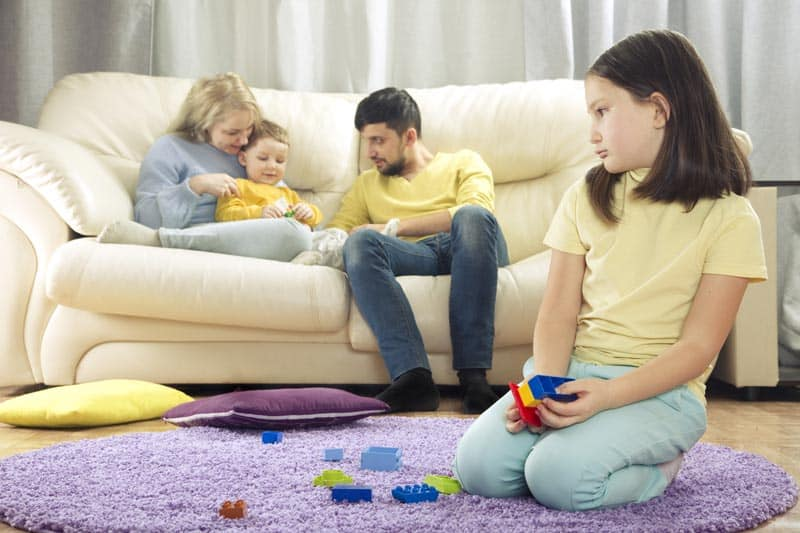 enstehung eifersucht kinder