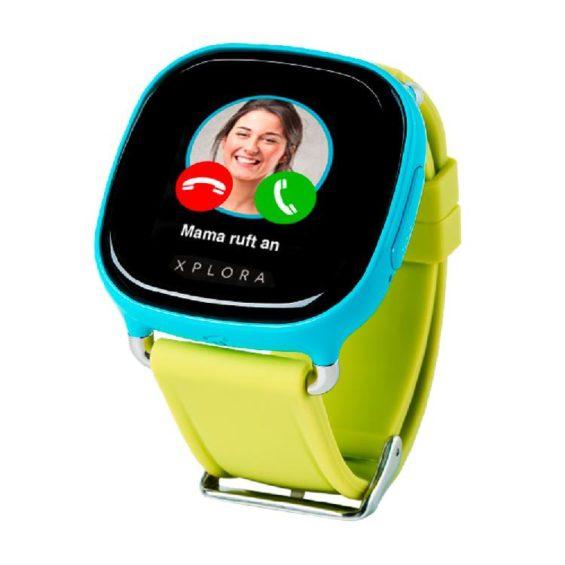 XPLORA KIDS Smartwatch für Kinder - Ortung, SOS, Anruf (smartwatch.de)