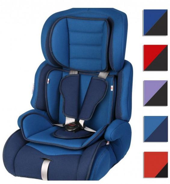 Infantastic Autositz für Kinder (Normgruppe I - II - III, 9-36kg)