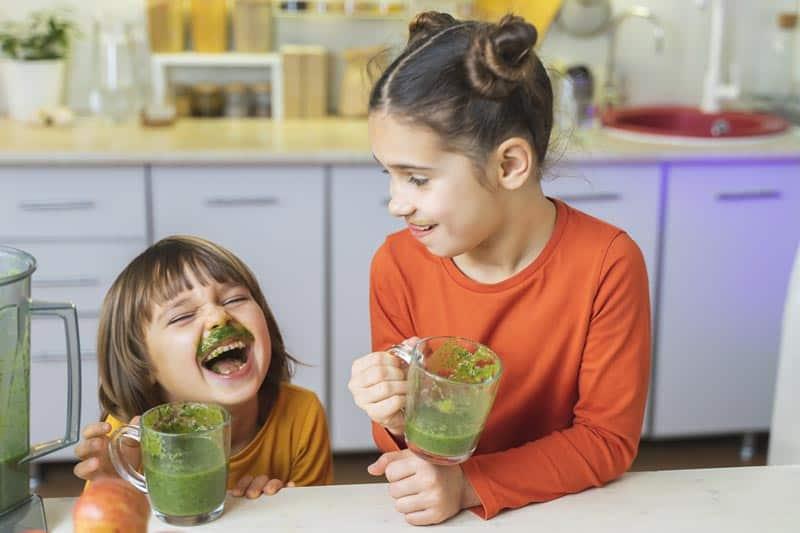 gesunde Smoothies für Kinder