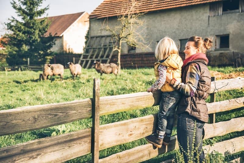 landleben-familie