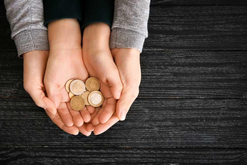Taschengeld ist Vertrauenssache